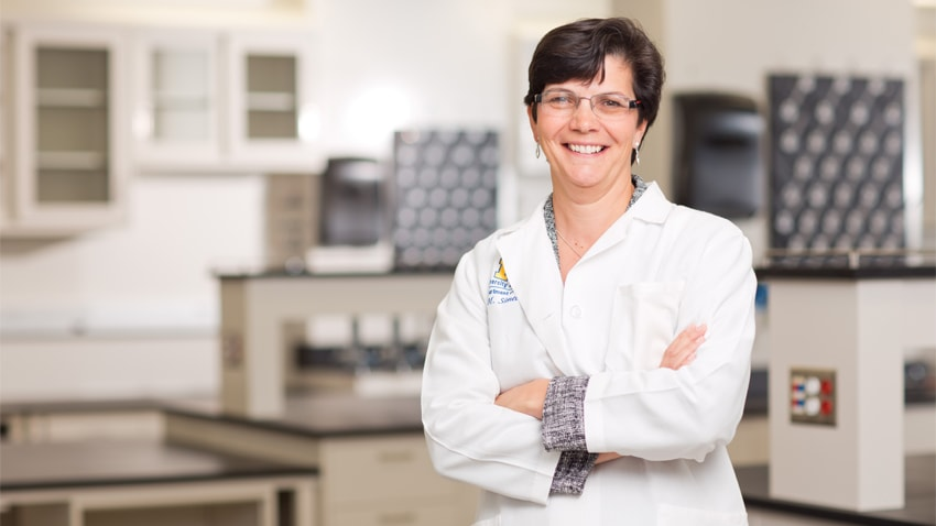 Diane Simeone, M.D., co-chair of the committee on pancreatic cancer clinical trials